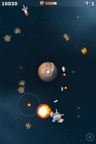 Orbital Defender A2.0.1+ - screenshot