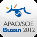 APAO 2012 logo