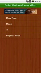 Indian Movies and Music Videos - screenshot thumbnail