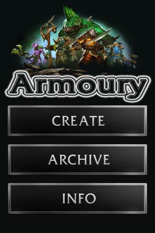 Dota 2 Armoury