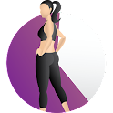 20 Minute Butt Workouts icon
