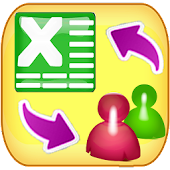 Contacts 2 Excel : Reinvented