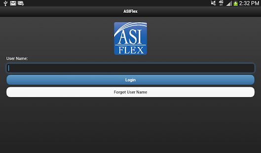 ASIFlex Self Service- screenshot thumbnail