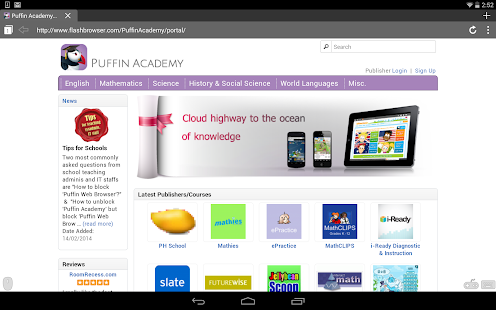 Puffin Academy - screenshot thumbnail