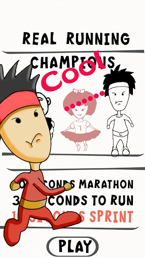 跑酷競賽——Real running Champion