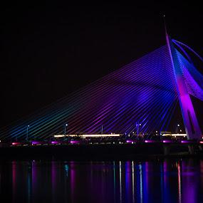Putrajaya bridges by Eddy Ahmad - Buildings & Architecture Bridges & Suspended Structures