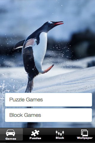 Super Jumping Penguins