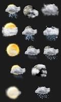 Screenshot of MYC Weather Theme - HTC