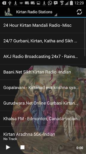 Kirtan Radio Stations