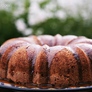 Mrs. Paxton's Apple Bundt Cake