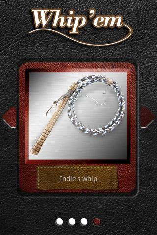 Whip'em - screenshot