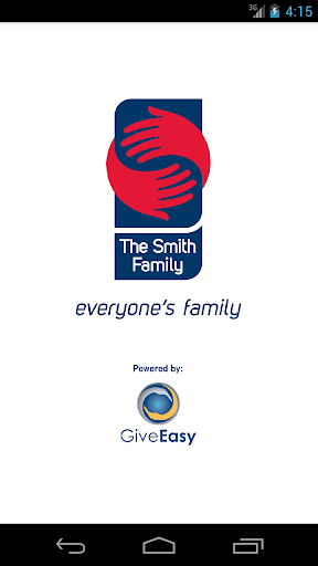 The Smith Family Giving App