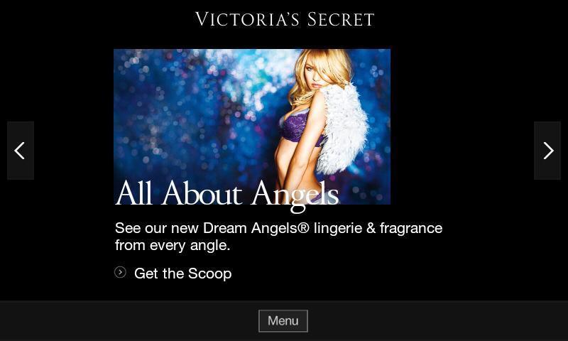 Victoria's Secret for Android™ - screenshot