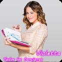 Violetta Todos los Discos icon