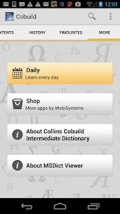 Collins Cobuild Intermediate|玩書籍App免費|玩APPs