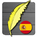 FlipApp Famous Quotes Spanish logo