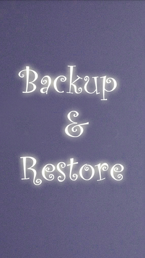 Contact Sms Backup