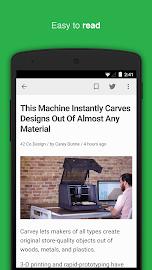 feedly: your work newsfeed Screenshot 3