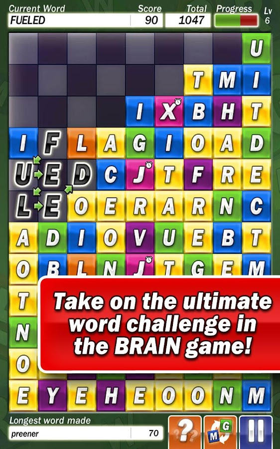 Word Soup - Wordsearch Evolved - screenshot
