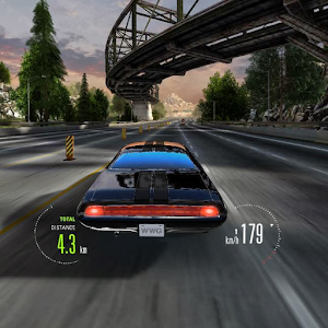Traffic Muscle Car for PC and MAC