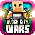 Wars Of Block City - Mine Game icon
