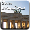 Subway Map Berlin logo