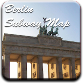 Subway Map Berlin