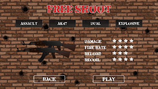 Guns AR Free- screenshot thumbnail