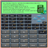 Easy Calc & Memo Calculator