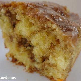Honeybun Cake.
