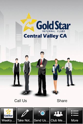 Gold Star Referral Clubs CV