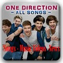 One Direction All Songs &Video icon
