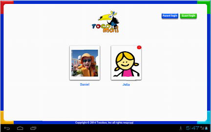 Tocomail - Email for Kids Screenshot 19