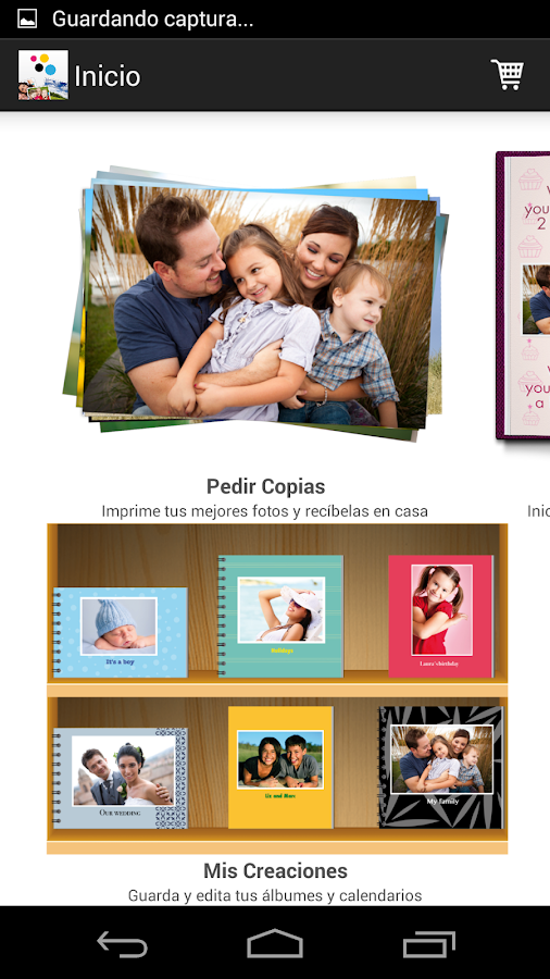 NicePrints: Photo printing- screenshot