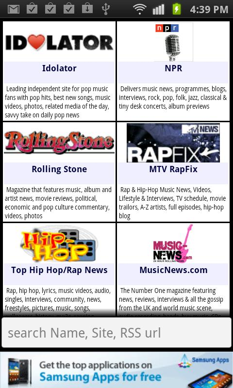 Mobo Music News & Lyrics - screenshot