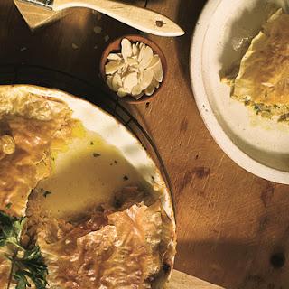 Moroccan-Style Chicken Pie