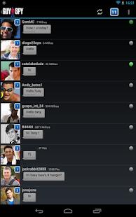 GuySpy gay & vídeo chat - screenshot thumbnail