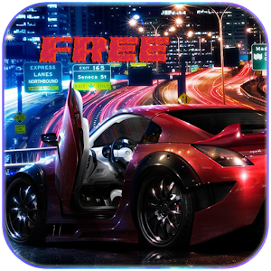 Racing car Hot Pursuit
