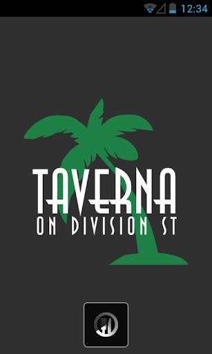 Taverna on Division St.