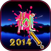 Holi 2014 Magic Application