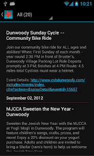 Discover Dunwoody - screenshot thumbnail