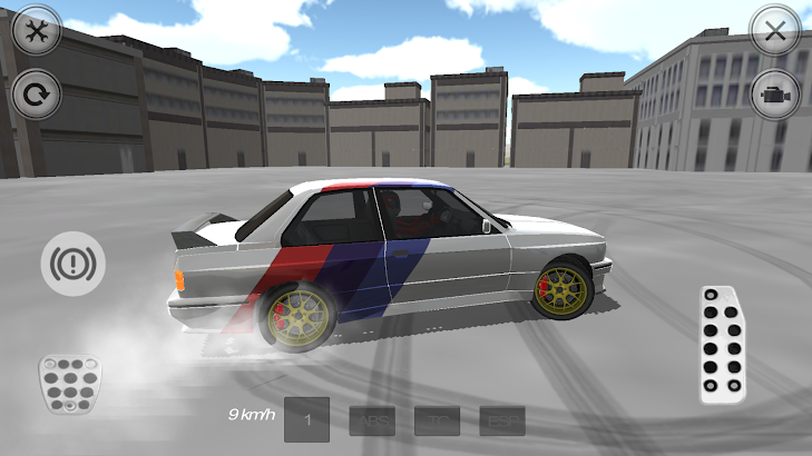 Retro Tuning Racing Car- screenshot thumbnail