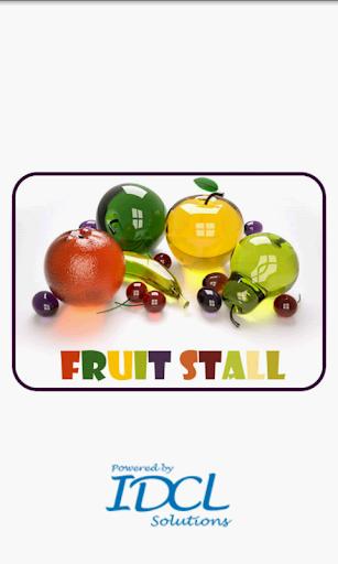 Fruit Stall: Kids Learn Fruits