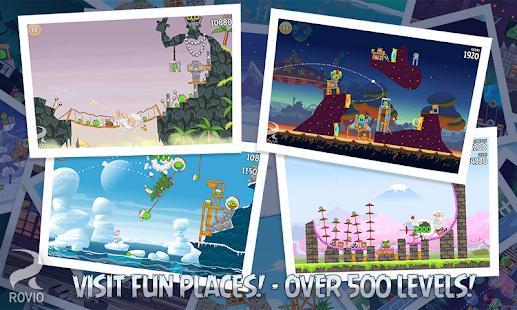 Angry Birds Seasons Screenshot 22
