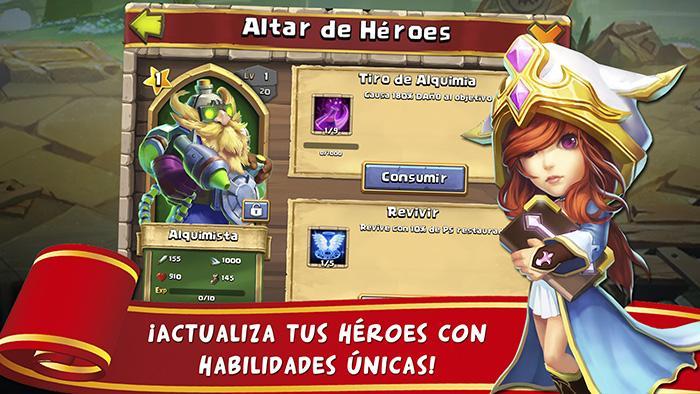 Castillo Furioso: Castle Clash - screenshot