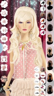 [Barbie Princess Makeup Dress 2] Screenshot 3