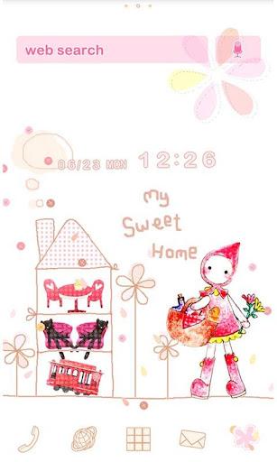 我的甜蜜小屋 for[+]HOME