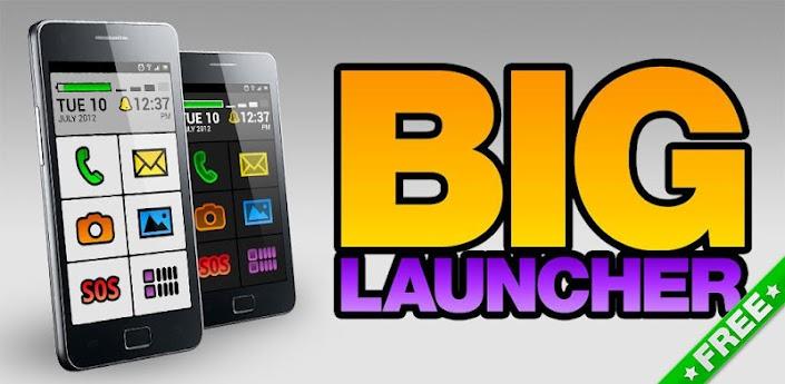 BIG Launcher FREE DEMO