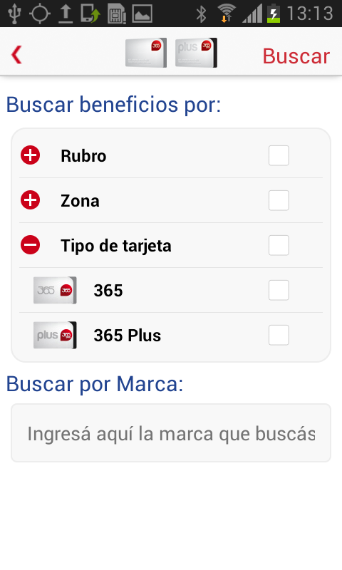 Clarin365 - screenshot
