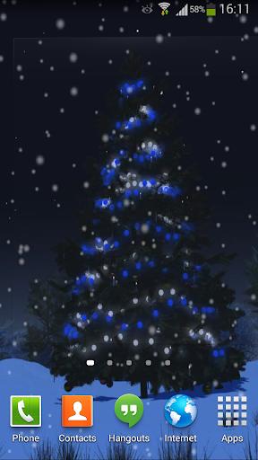 Christmas Tree Animation Live